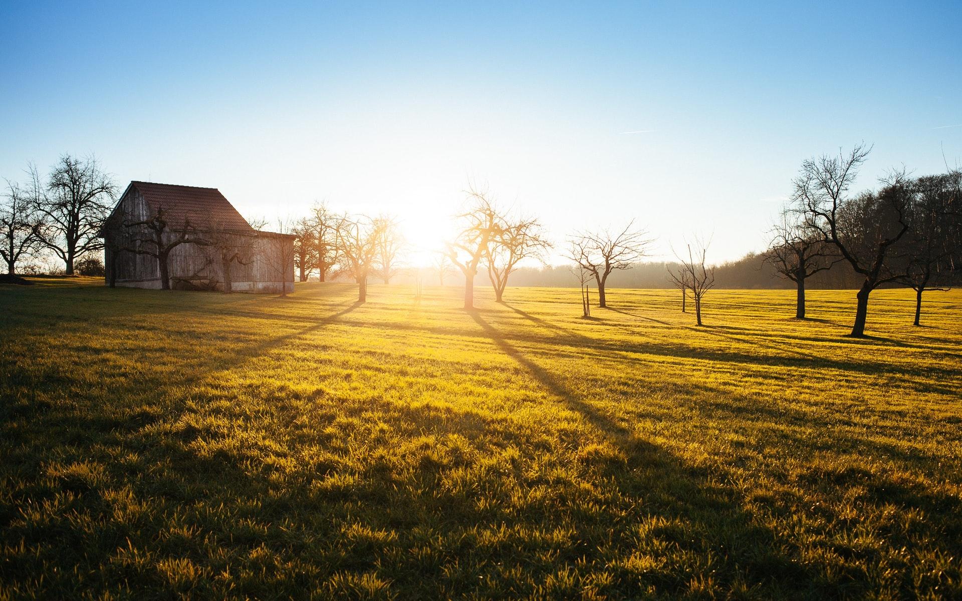 Kresťan na vidieku