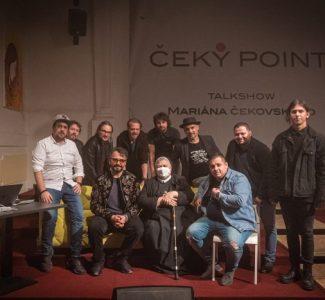 Marián Čekovský: Dnes by som chcel byť aj ja Róm